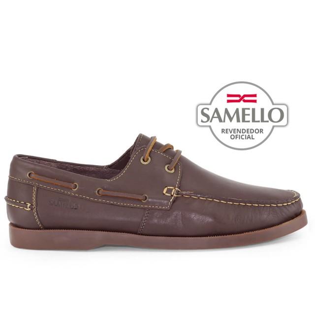 Dockside Samello Lace Smooth Café Tamanho 38 a 50