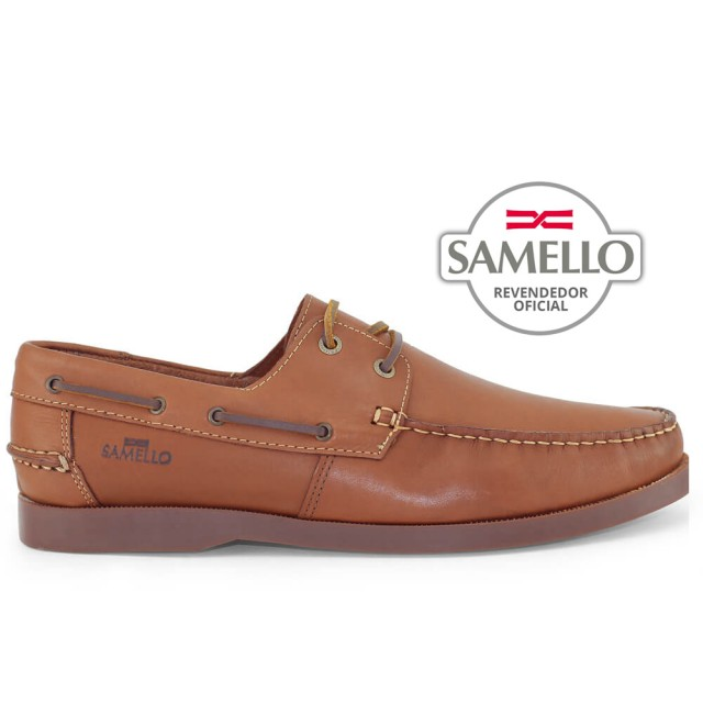 Dockside Samello Smooth Papaya Sola Ambar Tamanho 38 a 48