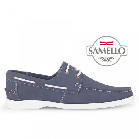 Dockside Samello Nobuck Jeans Tamanhos 38 ao 50